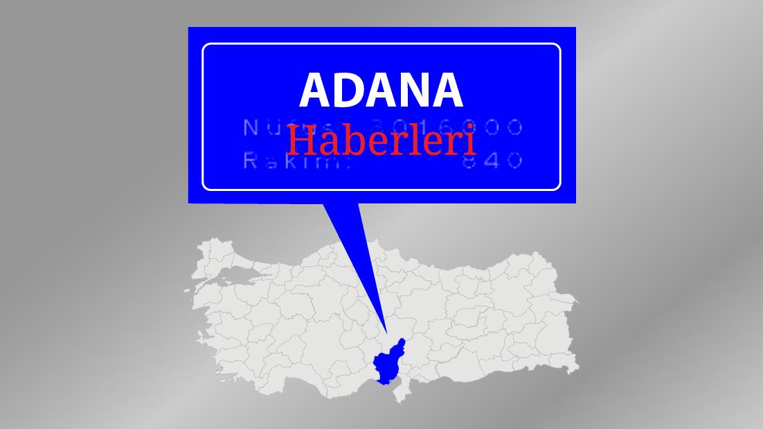 Adana'dan Haleplilere yardım