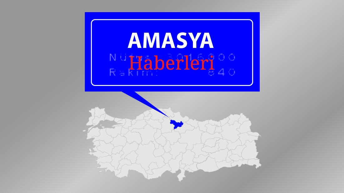 Amasya'da trafik kazası: 8 yaralı