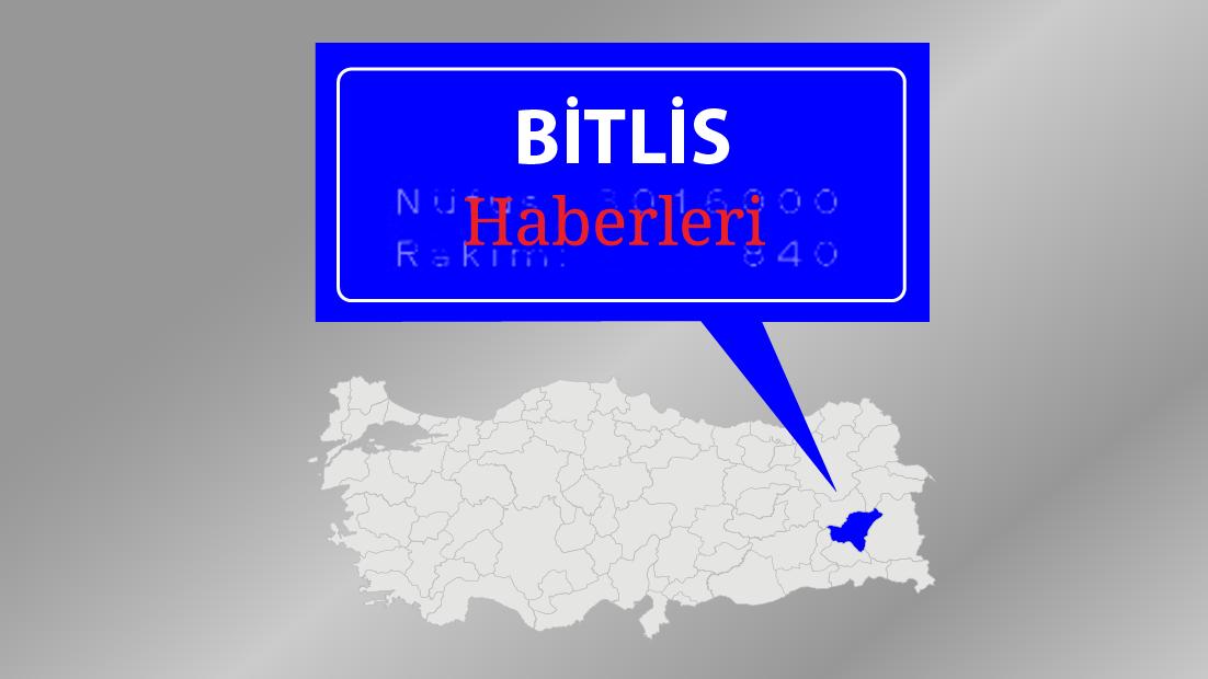 """Bitlis'te """"OHAL Kriz Masası"""" oluşturuldu"""