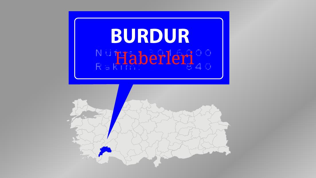 Burdur'da otomobil devrildi: 1 ölü, 1 yaralı