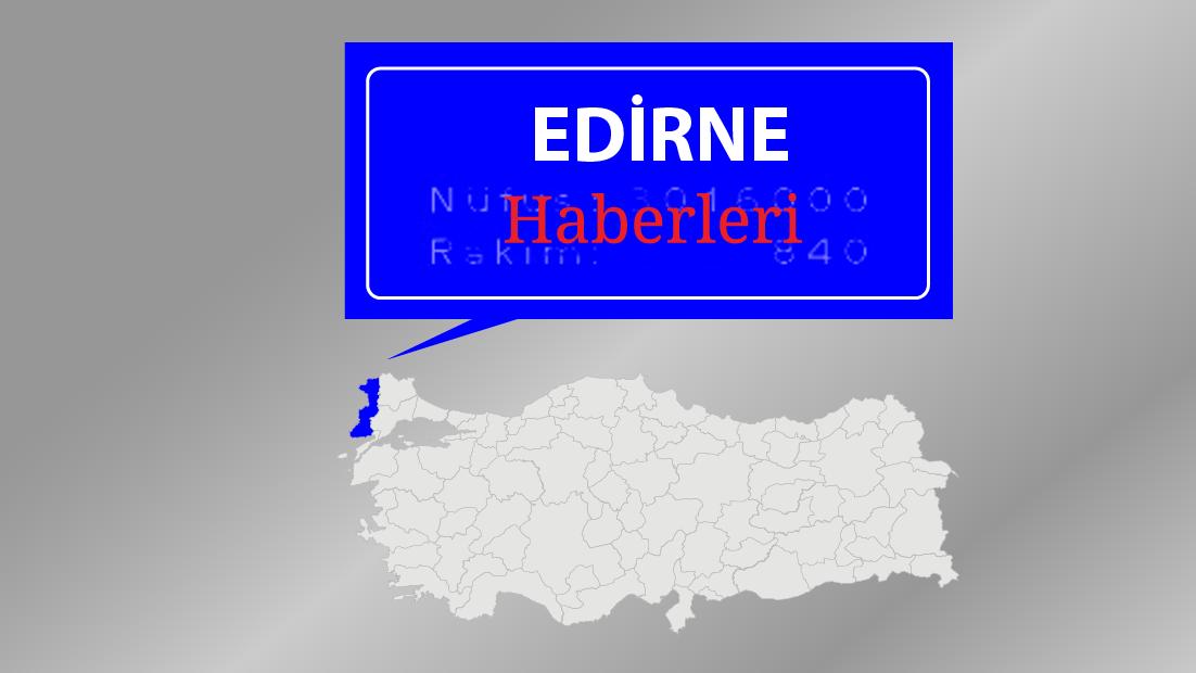 Edirne'de 126 sığınmacı ve kaçak yakalandı