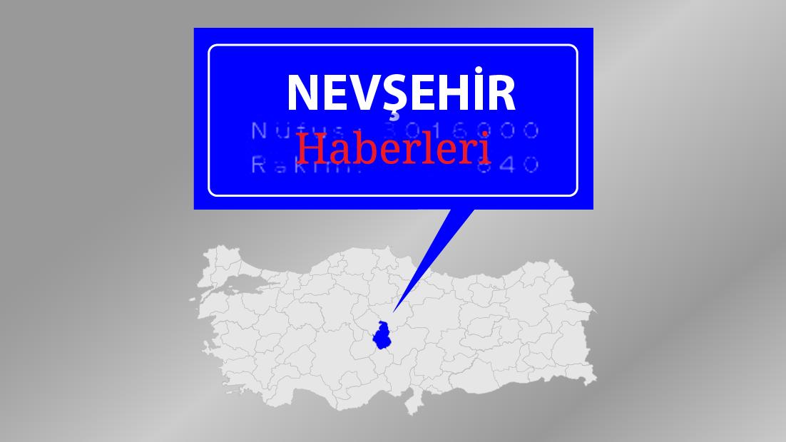 Nevşehir'de asayiş olayları