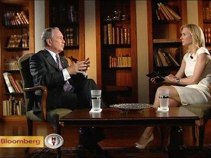 Michael Bloomberg, BloombergHT'nin sorularını yanıtladı