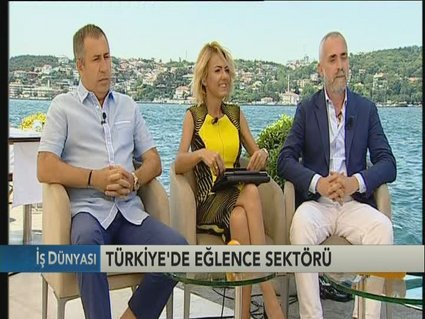 Türkiye'de eğlence sektörü
