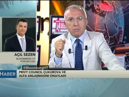 Privy Council, Çukurova ve Alfa Group anlaşmasını onayladı
