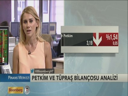 Petkim ve Tüpraş bilanço analizi