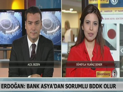 Erdoğan: Bank Asya'nın sorumlusu BDDK olur