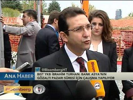 BIST/Turhan: Kararlarımızı teknik gereklilikle alıyoruz