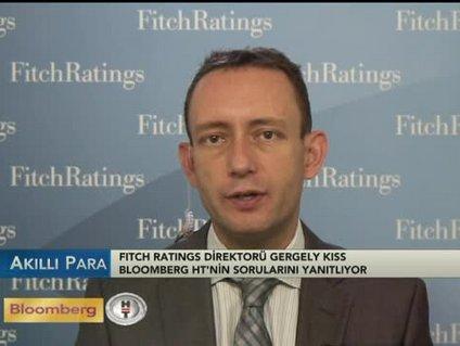Fitch/Kiss: Türkiye dış şoklara açık bir ülke, gelişmeleri izliyoruz