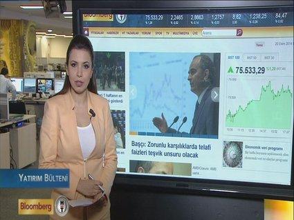 Başçı'dan bankalara ve ihracatçıya müjde