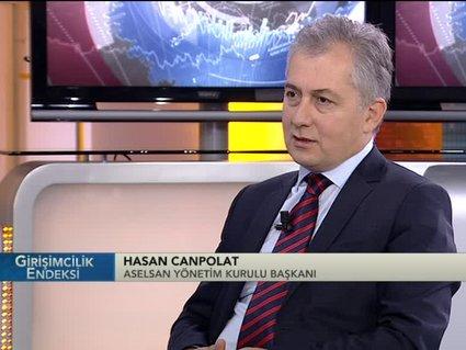 Aselsan YKB Canpolat girişimcilik sektörünü yorumluyor