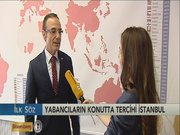Yabancıların konutta tercihi İstanbul