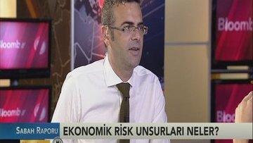 Türkiye için ekonomik risk unsurları