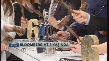 Borsa İstanbul'da gong BloombergHT için çaldı
