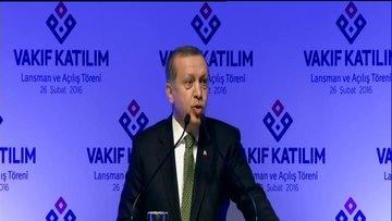 Erdoğan'dan faiz yorumu