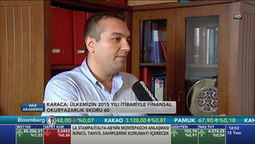 """""""Türkiye'nin 2015 finansal okuryazarlık skoru 60"""""""