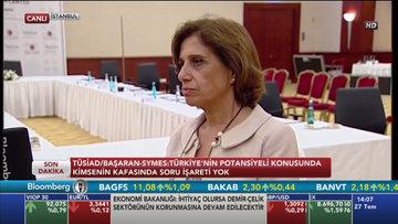 TÜSİAD/Symes: Türkiye'nin potansiyeline dair soru işareti yok