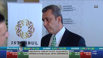 İTO Başkanı Çağlar: Ekonomide sıkıntı olmasını beklemiyorum