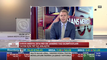 Saran Group'tan olimpiyat yayını açıklaması