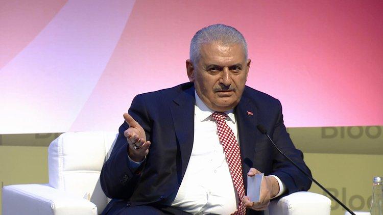 Başbakan'dan 'Mr. Gülen' tepkisi