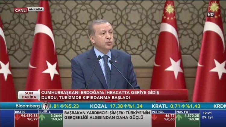 Erdoğan'dan Moody's'e eleştiri: Kimse bu notu dikkate almadı