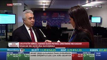 """""""Petrol kısıtlamasında üretici ülkeler 2 kez düşünmeli"""""""
