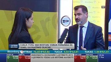 """""""Varlık fonu sermaye piyasalarının gelişimi için önemli"""""""