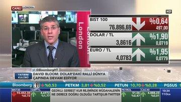 HSBC/Bloom: Politik gelişmeler kur artışında etkili