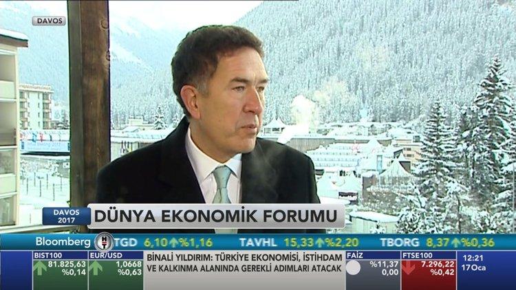Bloomberg HT Davos Zirvesi'nde