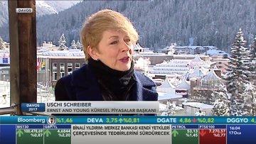 Ekonominin nabzı Davos'ta atıyor