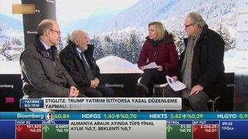 Stiglitz Trump'lı yeni dönemi değerlendirdi