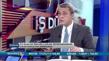 İTO Başkanı Çağlar'dan referandum yorumu