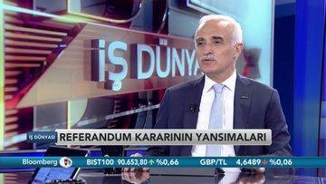 MÜSİAD/Olpak: Referandumun en büyük kazanımı belirsizliğin bitmesi