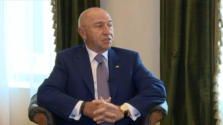 Limak Holding YKB Özdemir'den kur riski açıklaması