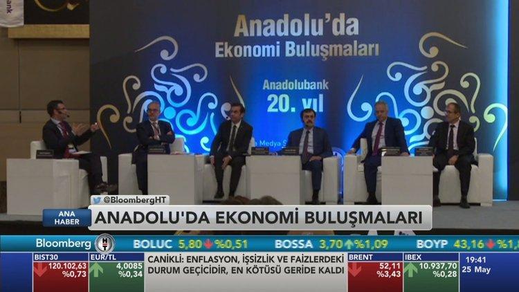 Anadolubank Anadolu'da Ekonomi Buluşmaları