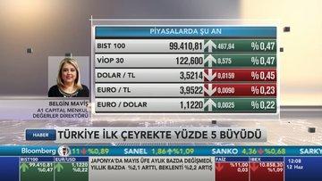 Belgin Maviş: Türkiye'de büyüme sanayi sektöründe ivmelendi