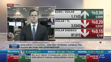 """""""Euro/dolar'da 1.18'i görebiliriz"""""""