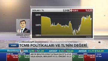 """""""Dolar/TL 3.45'in altına inerse geri çekilme hızlanabilir"""""""