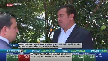 Ata Yatırım/Demirtaş: Kurda yıl sonu beklentimiz 3.75 civarında