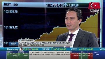 """""""Borsada belli bir destek kırıldıktan sonra asıl satışlar gelebilir"""""""