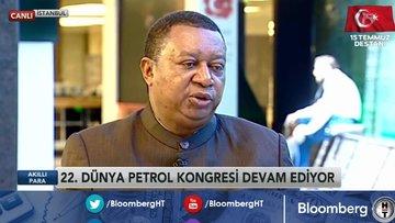 OPEC Genel Sekreteri Barkindo Bloomberg HT'de