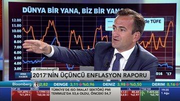 Enflasyon raporunun yankıları