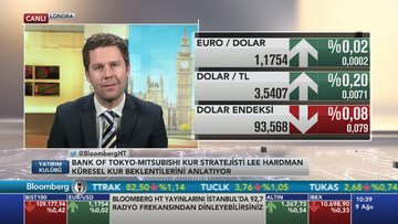 Lee Hardman: Ortam gelişen piyasa para birimlerini destekliyor