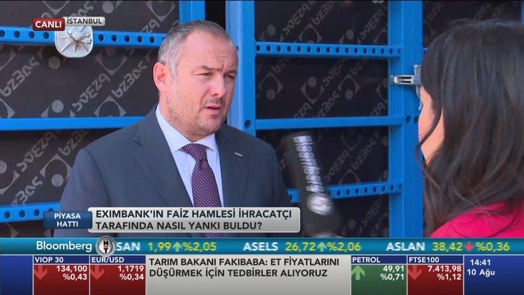 """""""Eximbank'ın faiz hamlesini ihracatçılar çok olumlu karşıladı"""""""