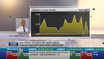"""""""Dolar/TL 3.50-3.55 bandına sıkıştı"""""""