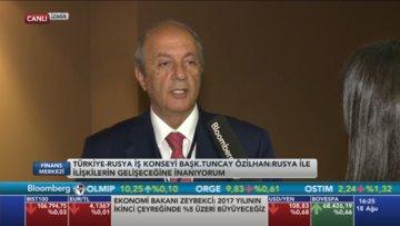 Bloomberg HT Türkiye - Rusya İş Forumu'nda