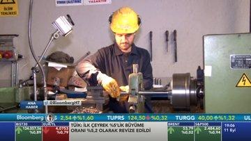 Türkiye ekonomisi ikinci çeyrekte beklentinin altında büyüdü