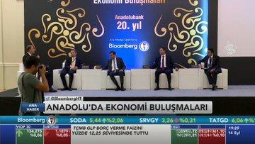 Anadolu'da Ekonomi Buluşmaları'nın üçüncü ayağı Gaziantep'te yapıldı