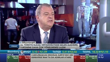 JLL/Alkaş: Ortadoğu'dan gelen alışveriş turizmine yönelmeliyiz