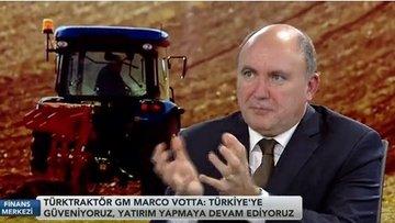 TürkTraktör/Votta: Türkiye'de traktör piyasası büyüyor